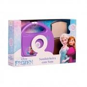 Sanduicheira Com Som Frozen - Angel Toys