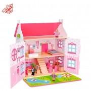 Super Casa de Bonecas - Tooky Toy