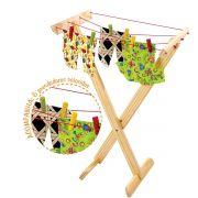 Varal de Roupa de Brinquedo - New Art