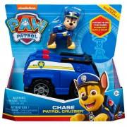 Veiculo Patrulha Canina e Boneco Chase Patrol Cruiser - Sunny