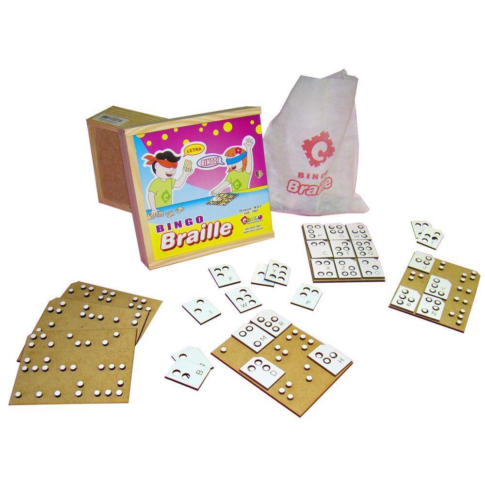 Bingo Braille - Carlu