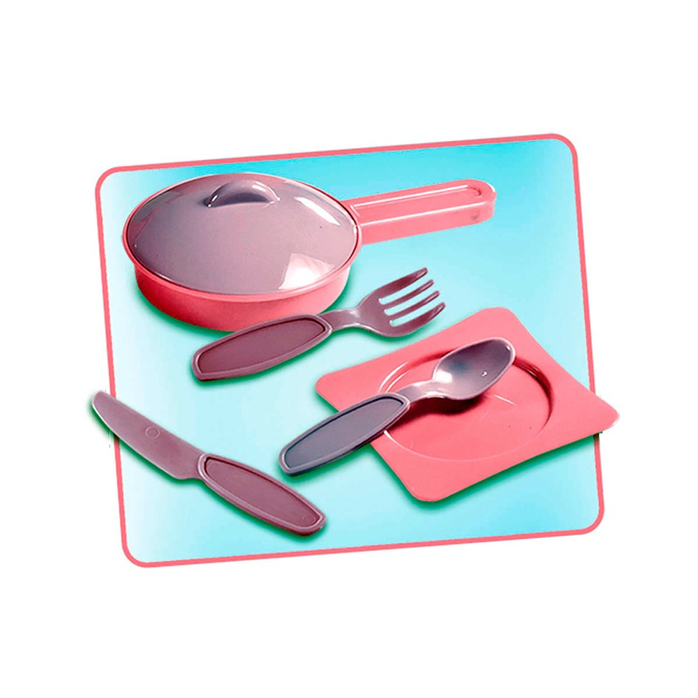 Boneca Chef Baby Coleção Petit