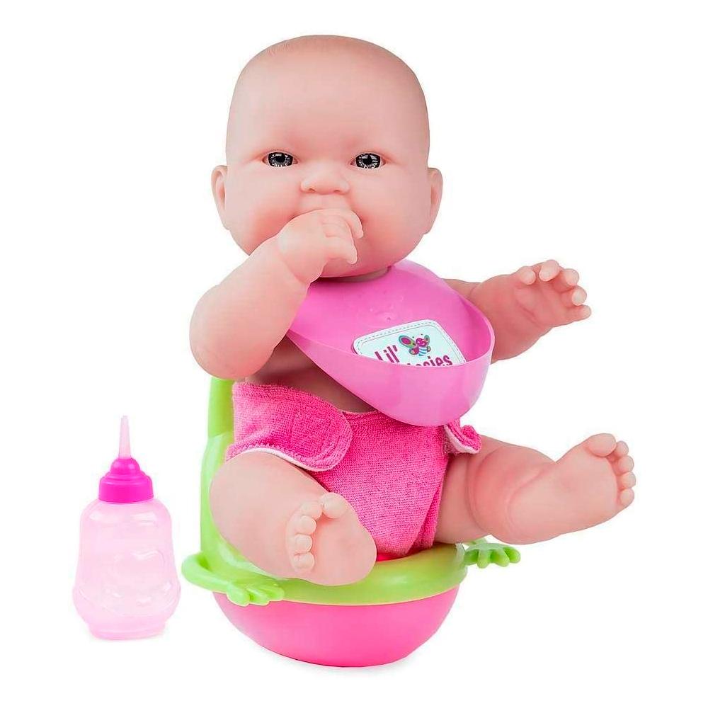 Boneca lil Cutesíes Faz Xixi - Cotiplás