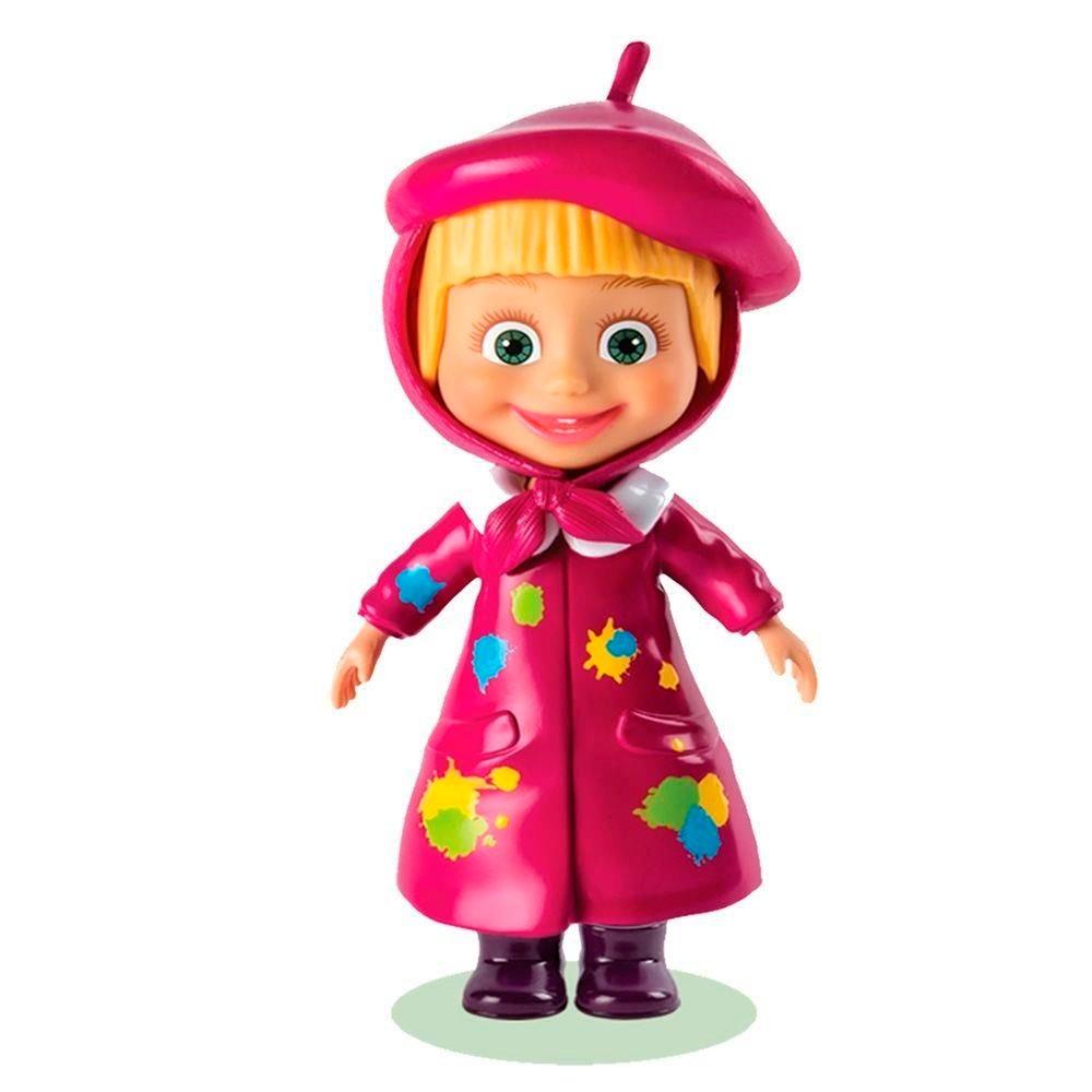 Boneca Masha Fashion Com Acessórios - Sunny