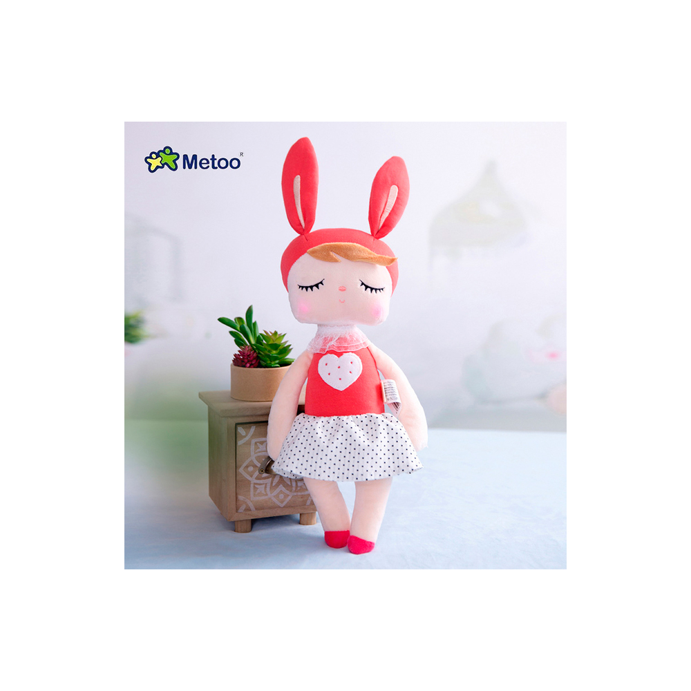 Boneca Metoo Doll Angela Coração