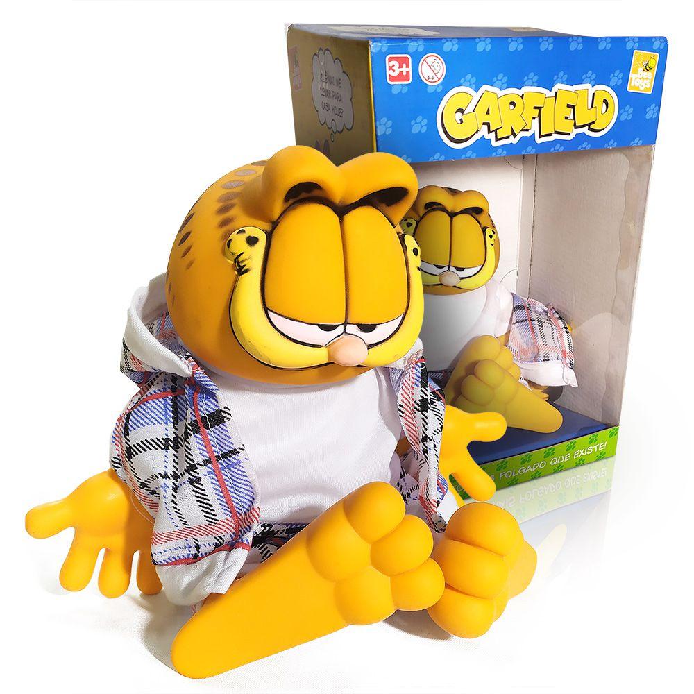 Boneco do Garfield - Bee Toys