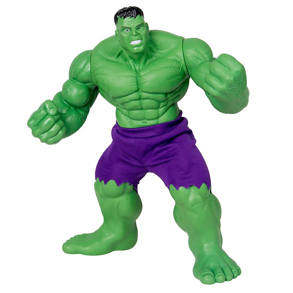 Boneco Hulk Marvel Comics Articulado - Mimo