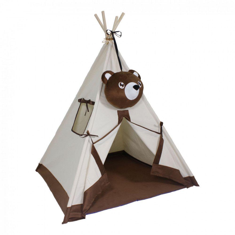 Cabana Infantil Urso