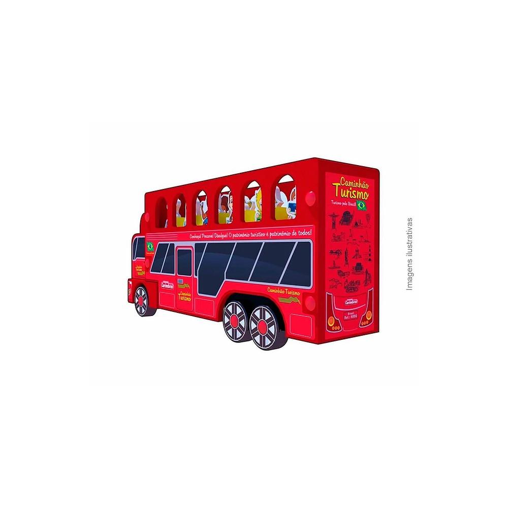 Caminhão Turismo Em Madeira - Carimbras