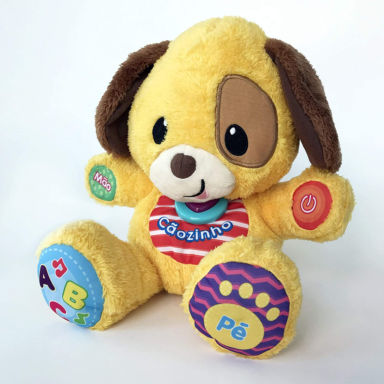 Cãozinho Aprenda Comigo Winfun