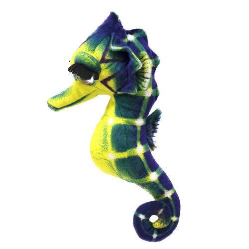 Cavalo Marinho Azul - Fofy Toys