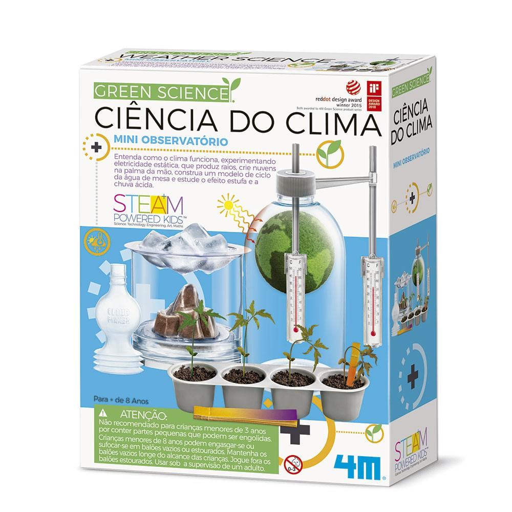 Ciência do Clima Kit de Montagem