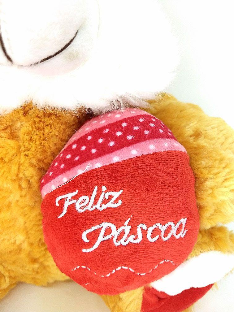 Coelho da Páscoa de Pelúcia - Fizzy