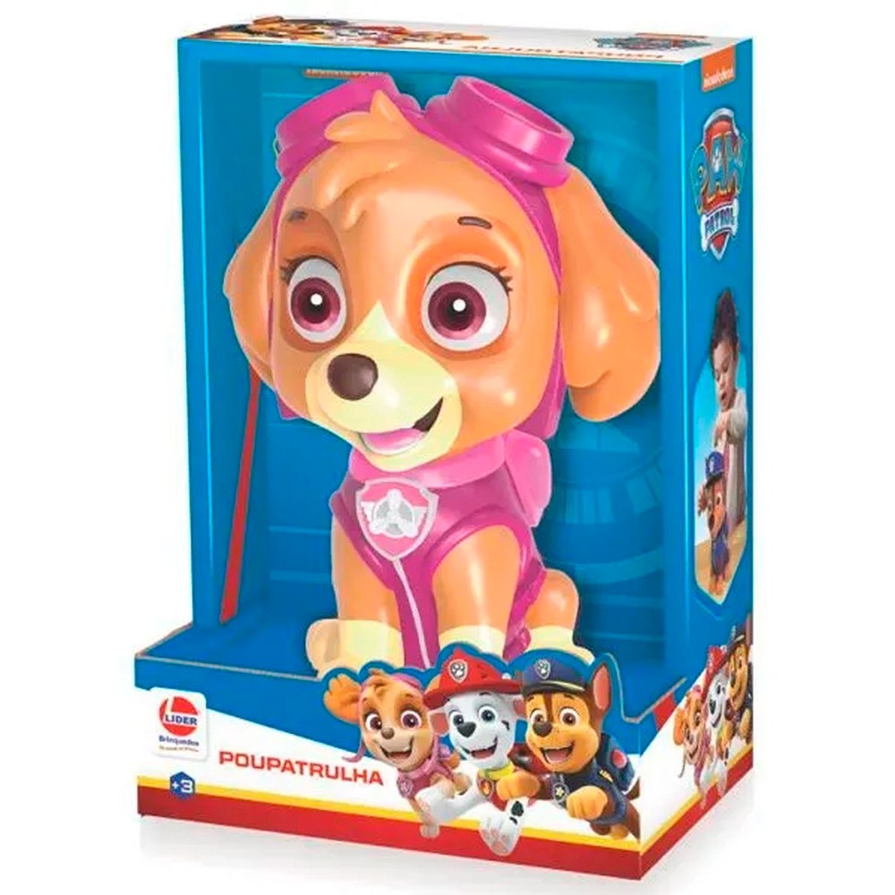 Cofrinho Skye - Patrulha Canina