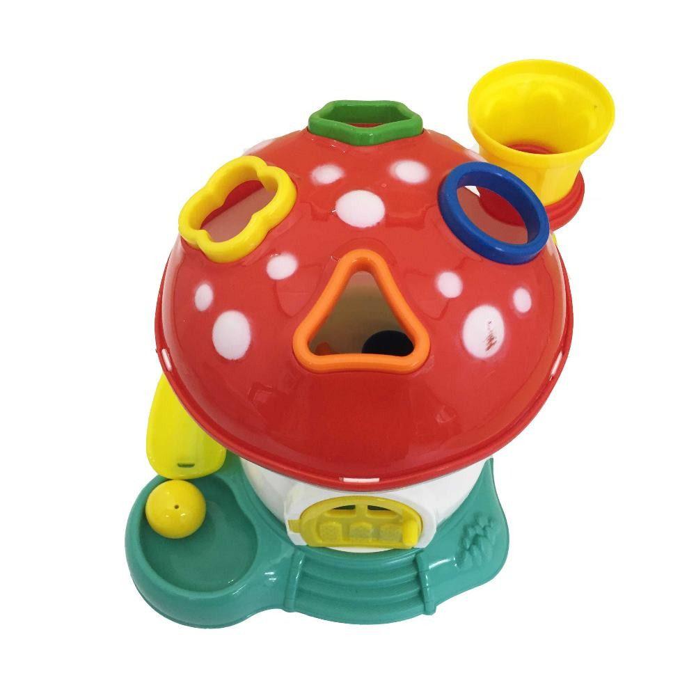 Cogumelo Didático - Tchuco Baby