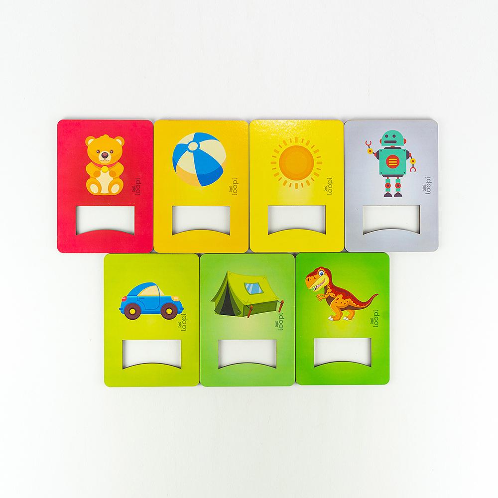 Conte Sua Historia - Loopi Toys