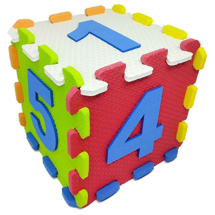 Cubo dos Números em Eva
