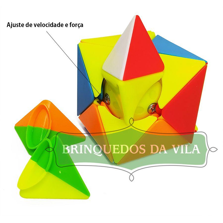 Cubo Mágico 8-Axis - Brains