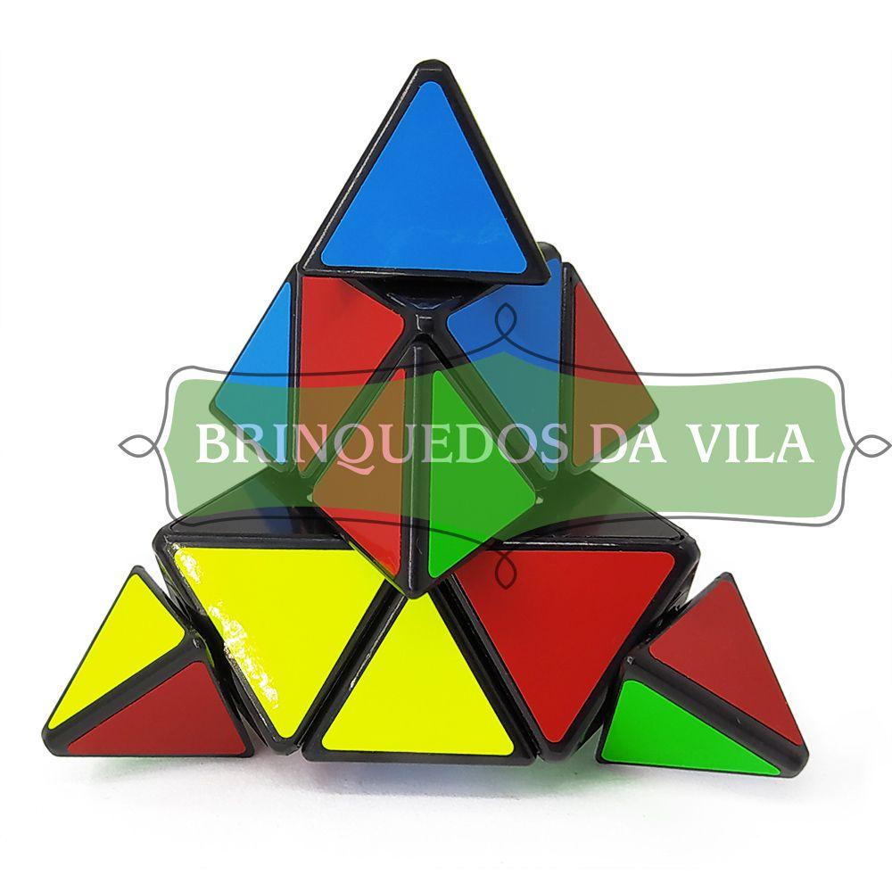 Cubo Mágico Piraminx Qiyi Profissional