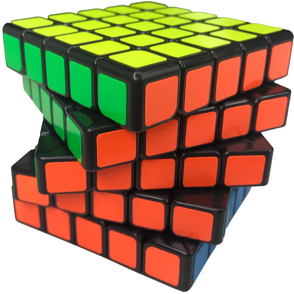 Cubo Mágico Profissional 5x5x5 - Demolidor