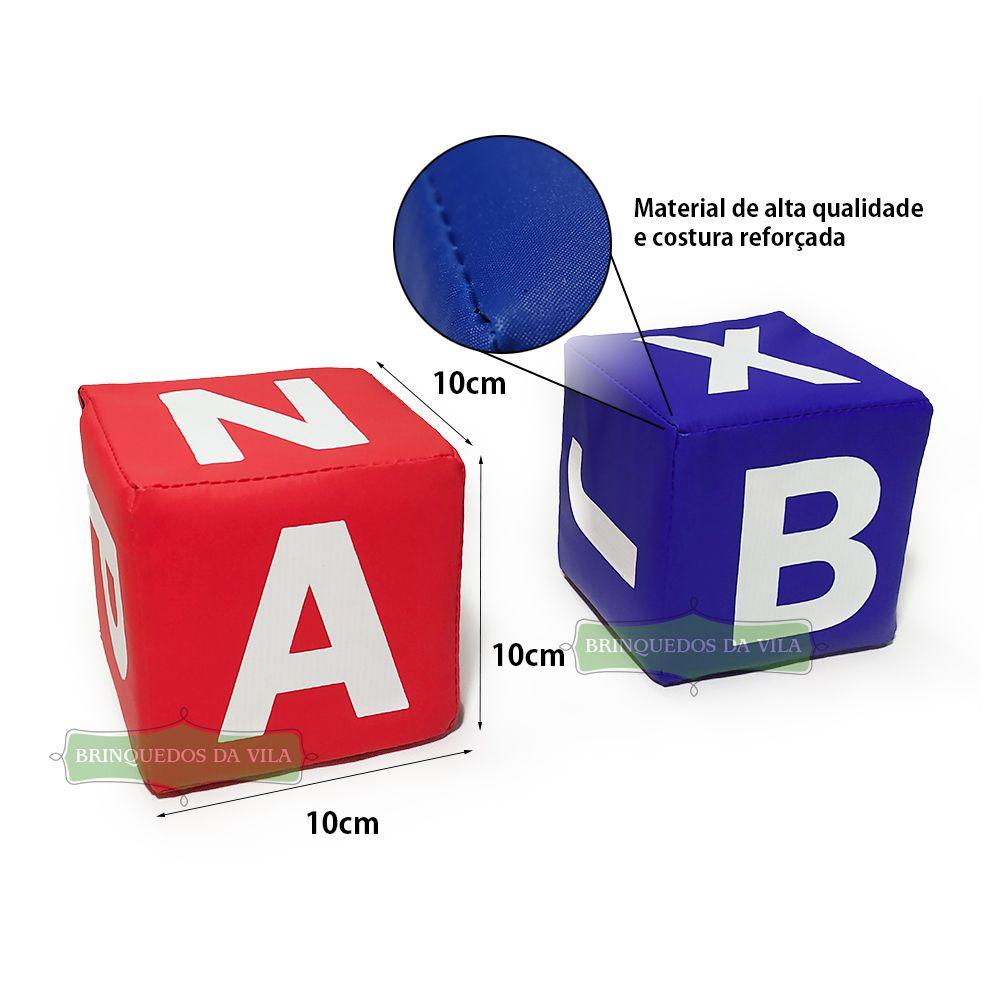 Dados de Alfabeto em Bagum - LDM