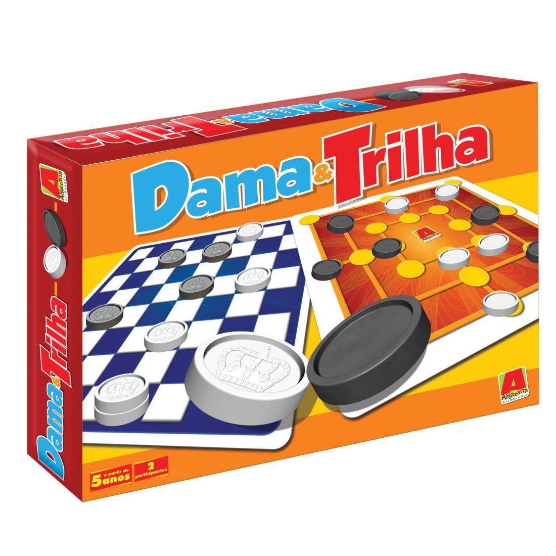 Dama & Trilha - Algazarra