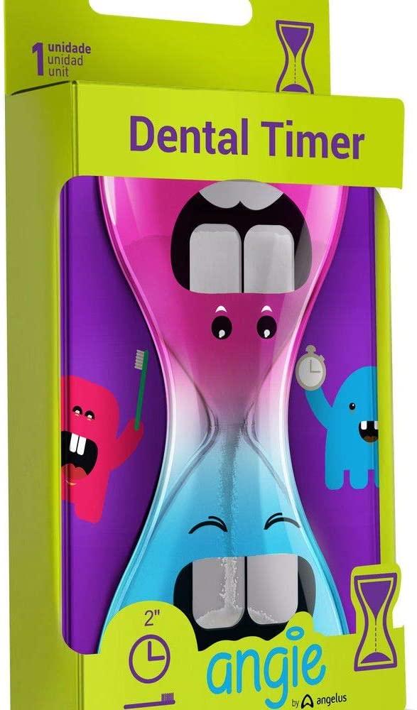 Dental Timer - Ampulheta de Escovação - Angie