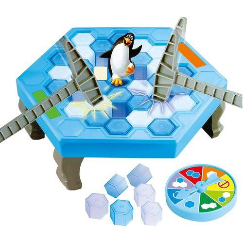 Jogo Derruba Pinguim - Dican