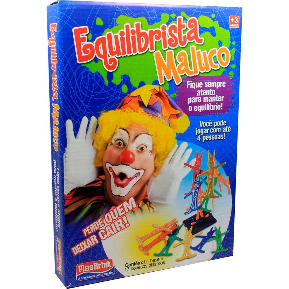 Equilibrista Maluco - Plasbrink