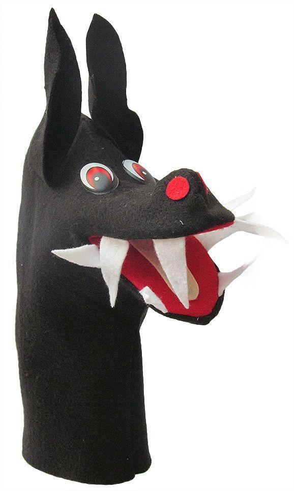 Fantoche de Lobo