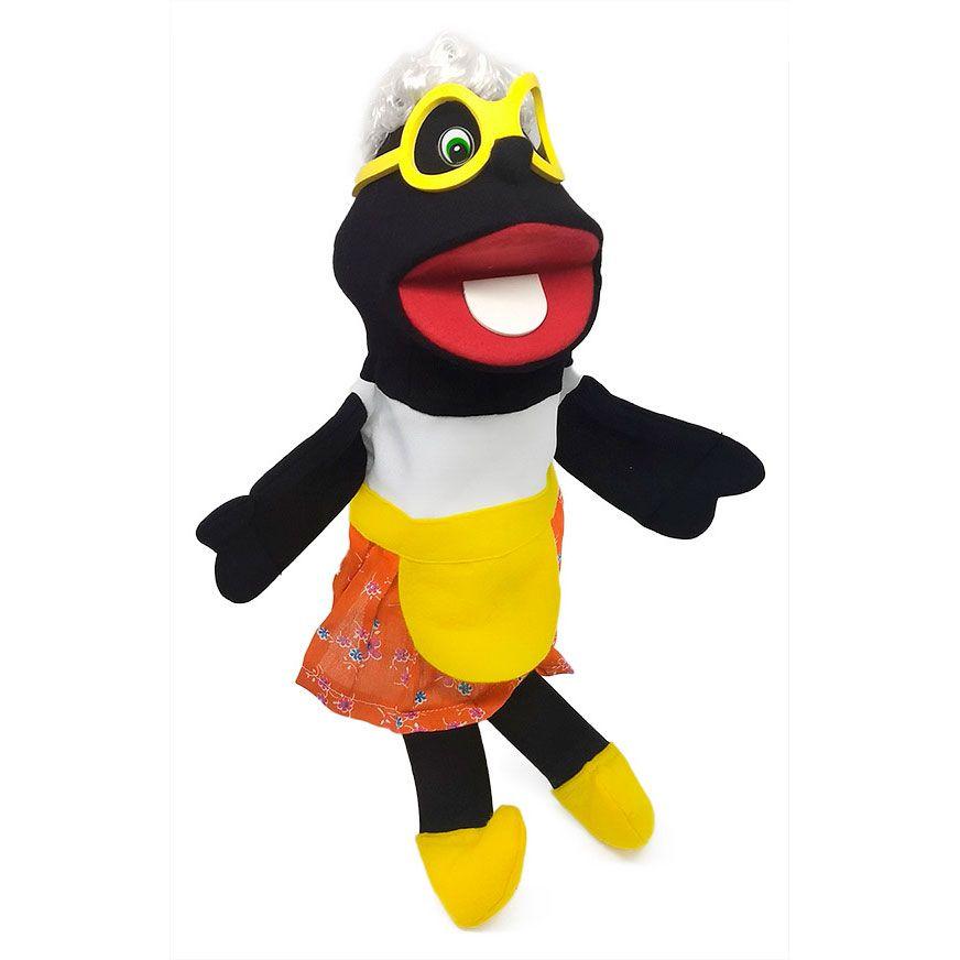 Fantoche de Vovó Negra Gonzaga