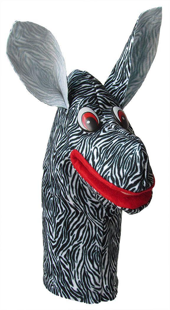 Fantoche De Zebra