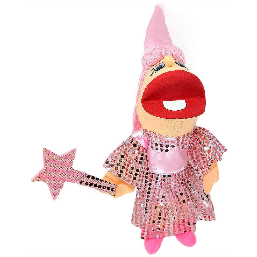 Fantoche Fada Rosa