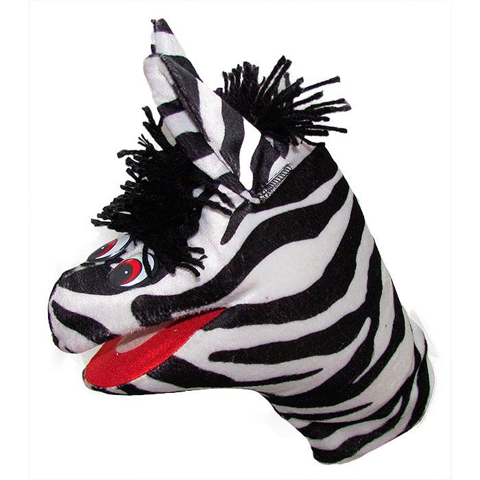 Fantoche plus Zebra Jodane
