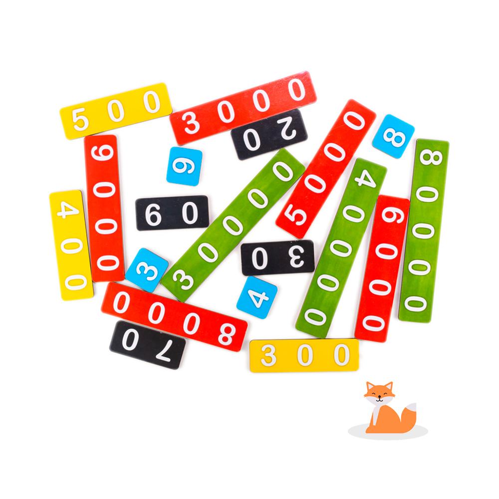 Fichas Escalonadas - Loopi Toys