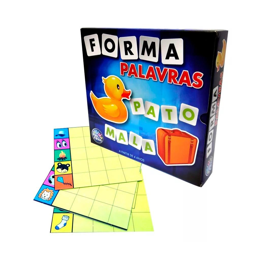 Forma Palavras - Pais & Filhos