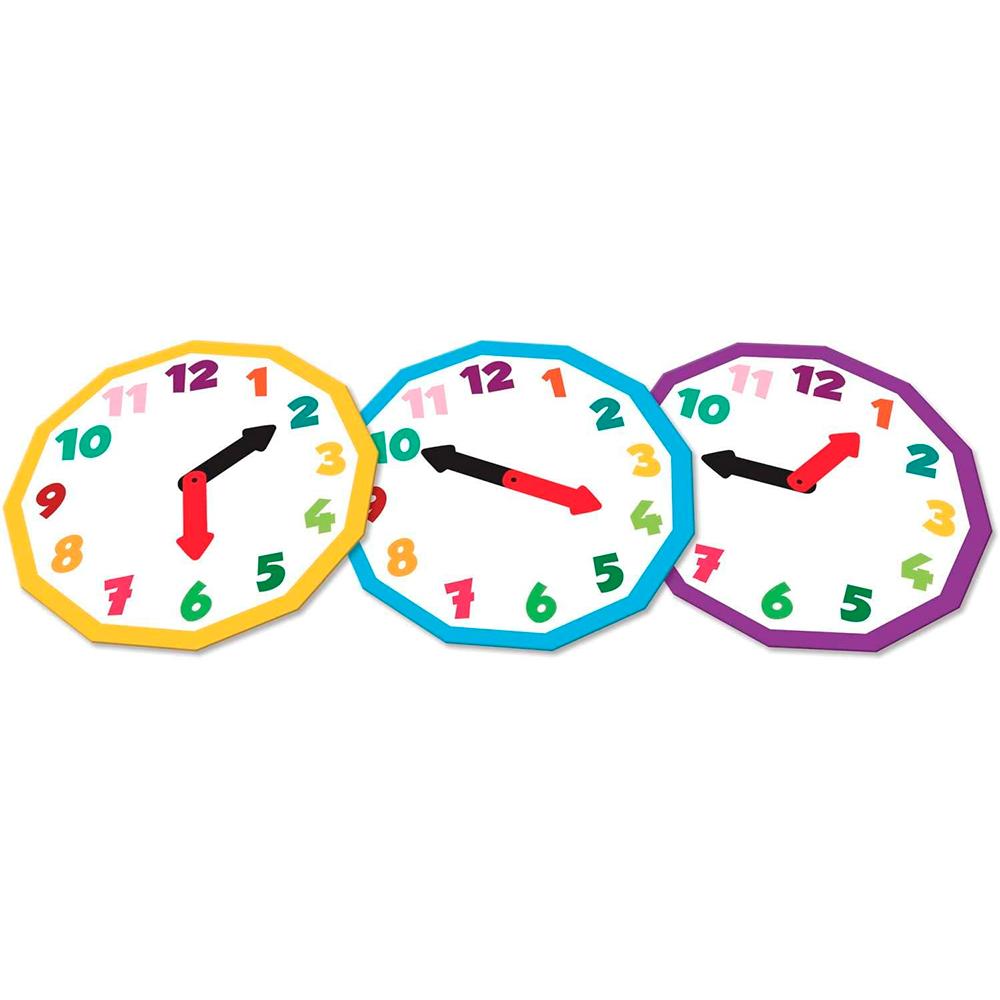 Jogo Educativo Aprendendo as Horas - Pais & Filhos