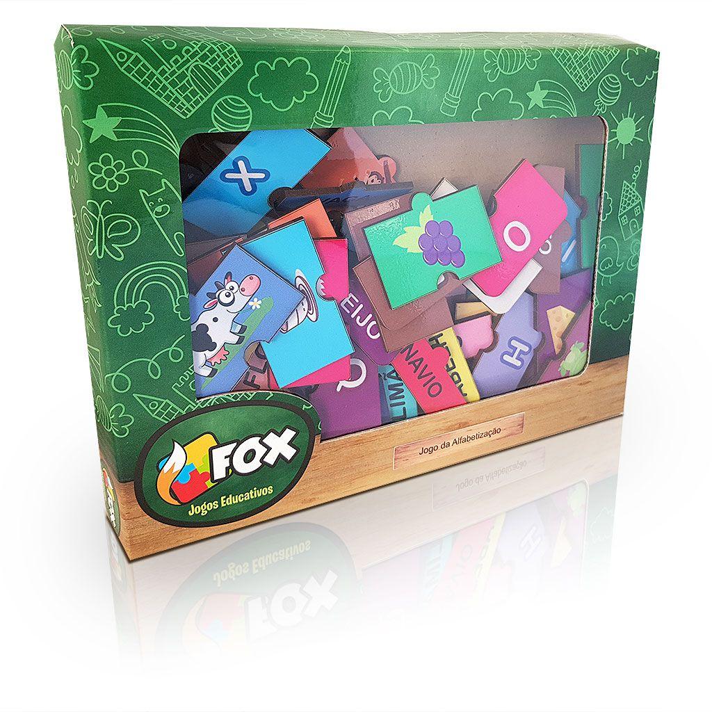 Jogo da Alfabetização Fox