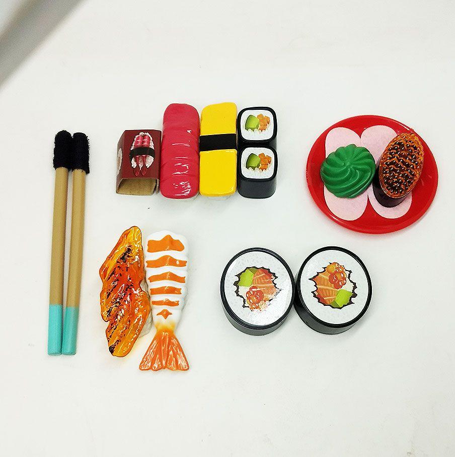 Jogo de Comida Japonesa Tá na Mesa - Toying