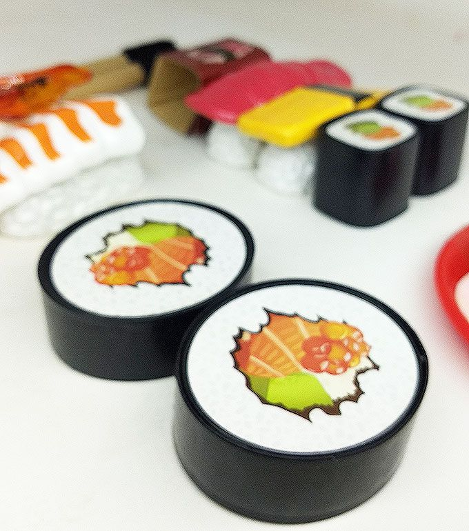 Jogo de Comida Japonesa Tá na Mesa - Toyng