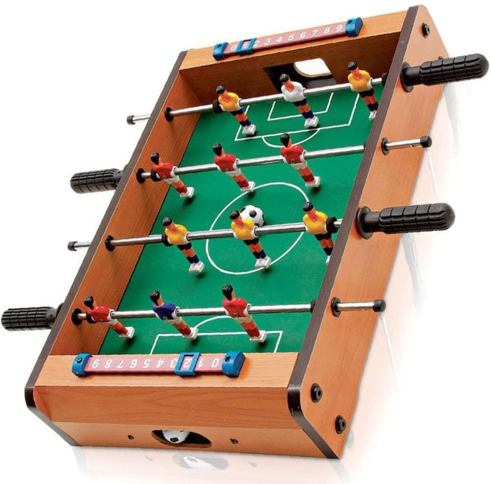 Jogo de Futebol de Mesa Pebolim