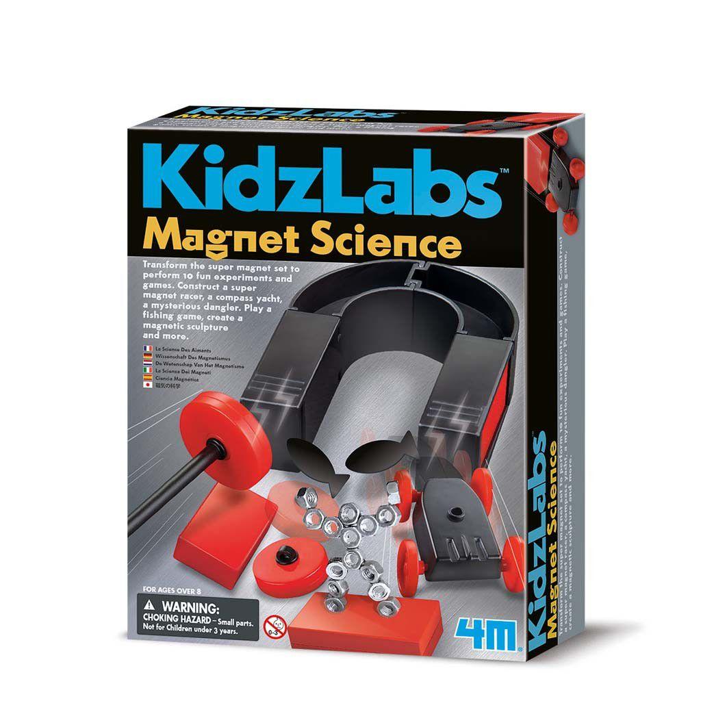 Kidz Labs Ciência Magnética