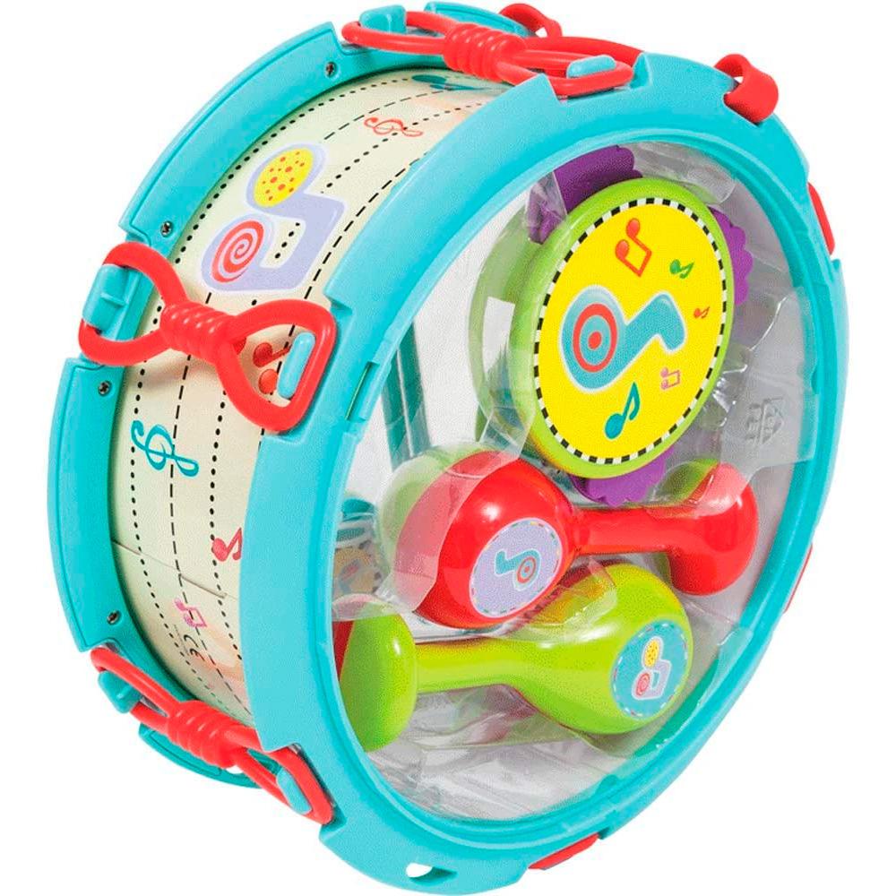 Kit Bateria Baby - Buba