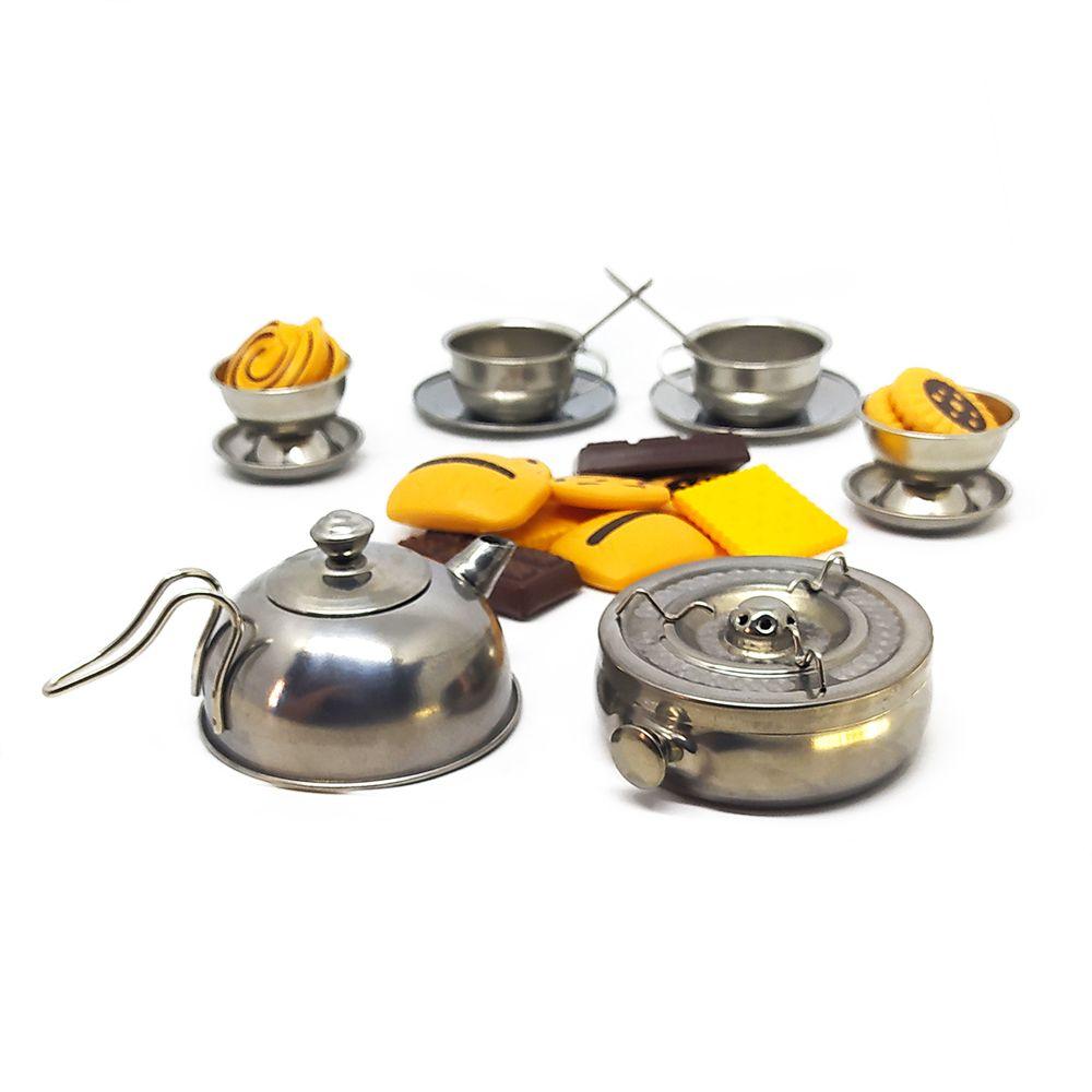 Kit Cozinha Chá da Tarde