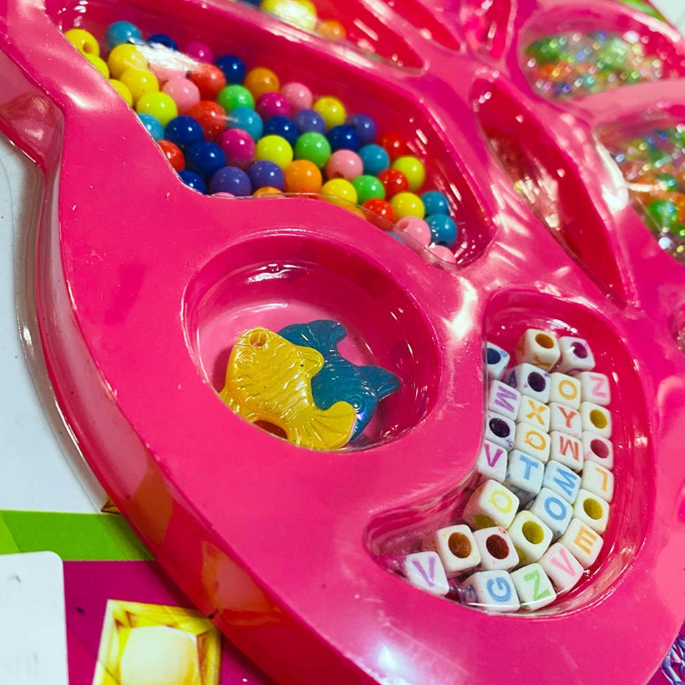 Kit de Miçangas Coloridas