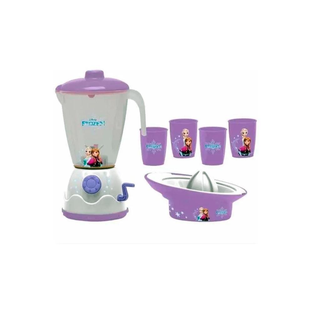 Kit Liquidificador Disney Frozen - Angel Toys