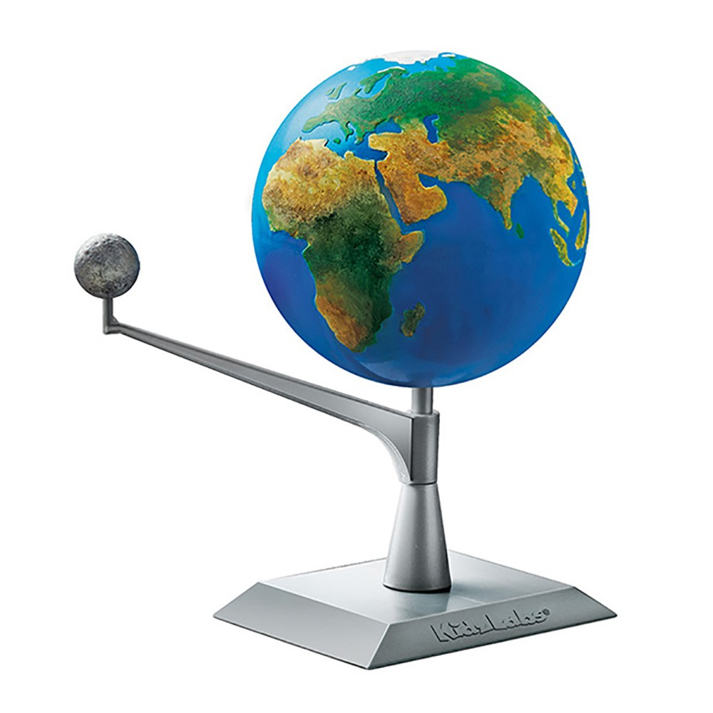 Kit Modelo Terra-Lua Earth Moon