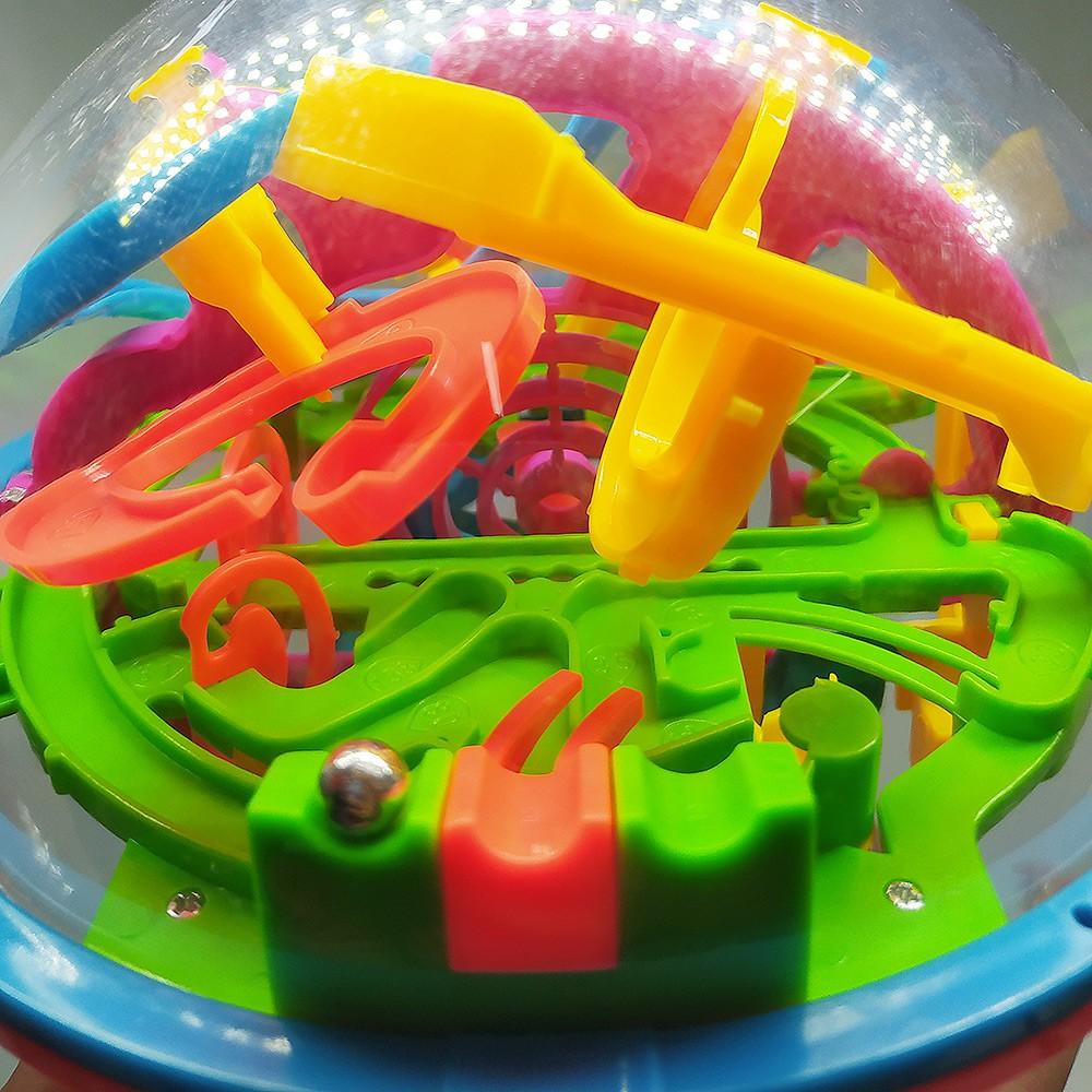 Labirinto 3D - Jogo de Desafio