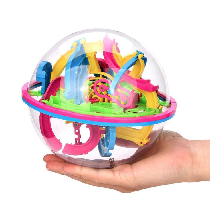 Labirinto 3D Pequeno - Jogo de Desafio