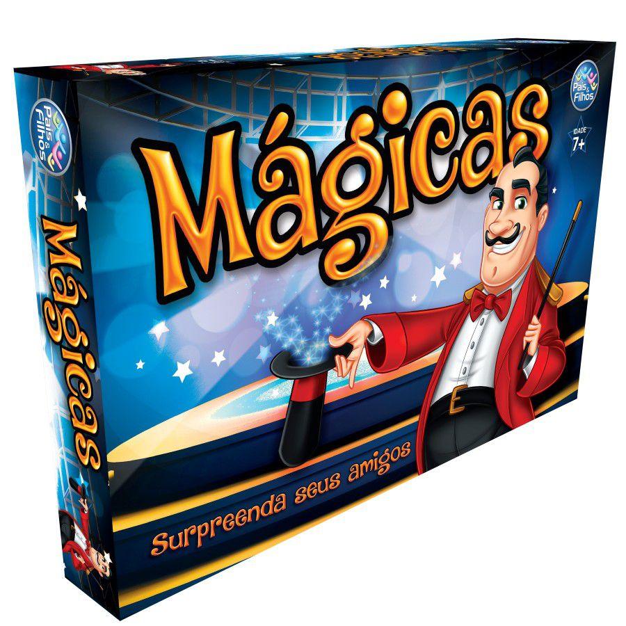 Mágicas - Pais e filhos